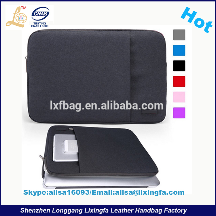 "Alibaba Wholesale Laptop Sleeve Type and 13"" Size Nylon protective case for macbook Pro 13"