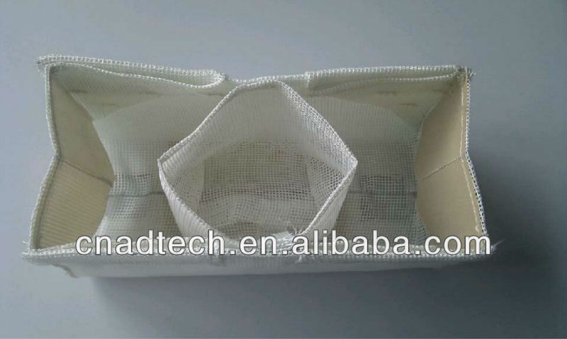 High quality hot-forming aluminum filter bag