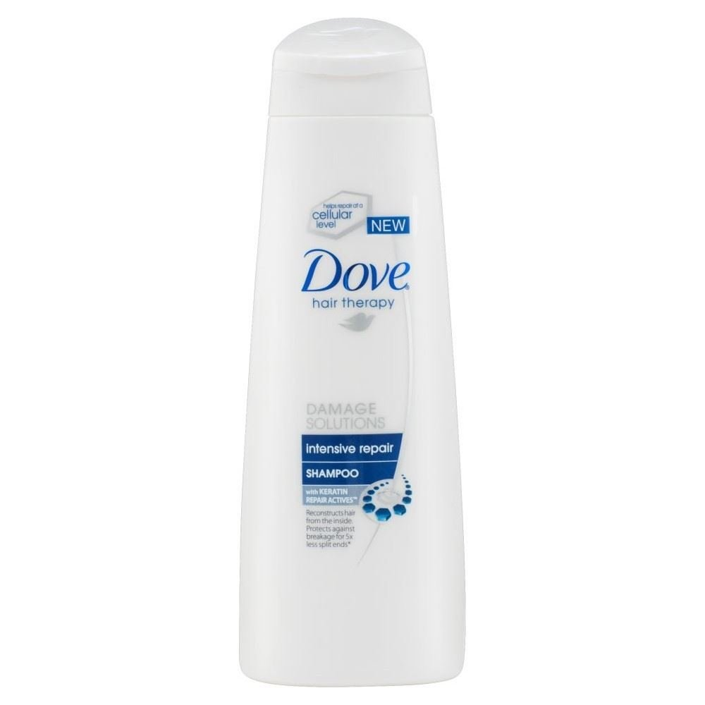 Dove Hair Therapy Damage Solutions Intensive Repair Shampoo - Damaged Hair (250ml)