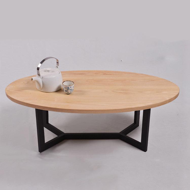 Special Minimalist Modern Wood Coffee Table Tea Table