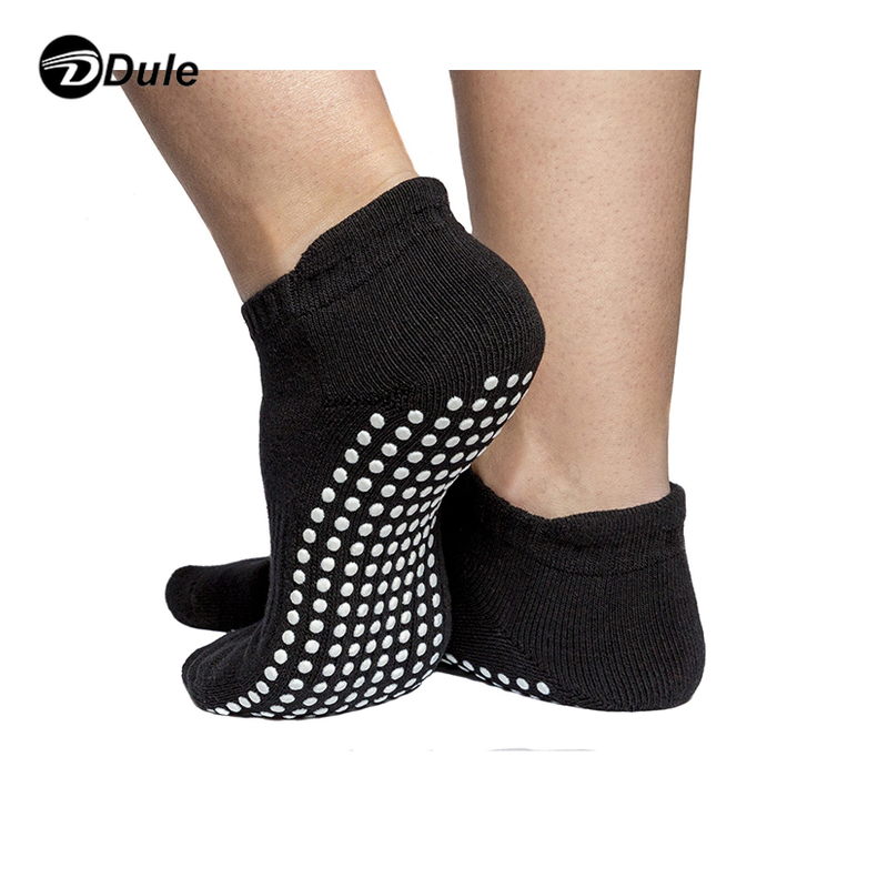 DL-II-1123 custom non slip socks anti slip socks custom grip socks manufacturer
