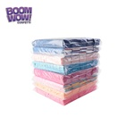 Boomwow ready to ship table paper tissue gender reveal blue confetti bulk confetti for birthday graduation wedding party
