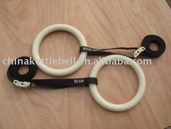 Plastic Gymnastic Rings