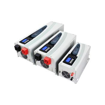 high quality pure sine wave inverter with bypass rs232 communication port