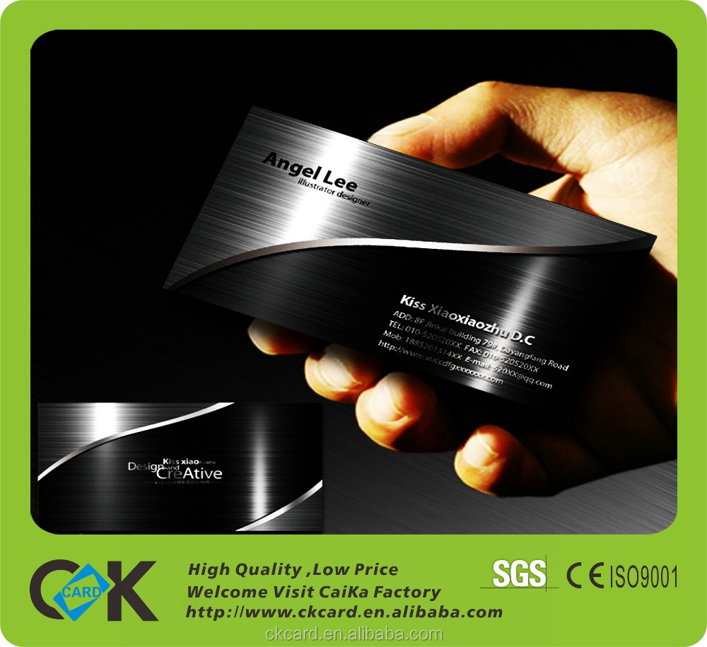 Top Quality!Eco-friendly paper business card <strong>printing</strong>
