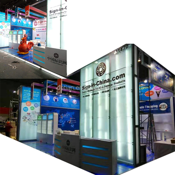 Exhibition Stand Banner : Detian offer m stand banner trade fair display booth exhibition