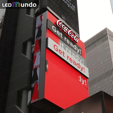 NEW Advertising Idea 3D Robotic Sign Mechanical Drive Moving LED Screen Outdoor LED Display Digital Billboard P10 P8 P6