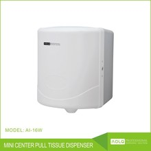 New arrived wall mount plastic wet wipes dispenser