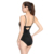 U Style Front Opening And Backless Adjusted Women Slim Body Shaper
