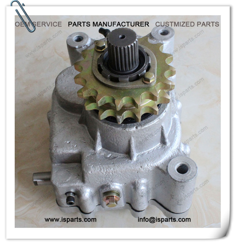 Reverse Gear Box GK250cc Transmission Reduction Parts For ATV
