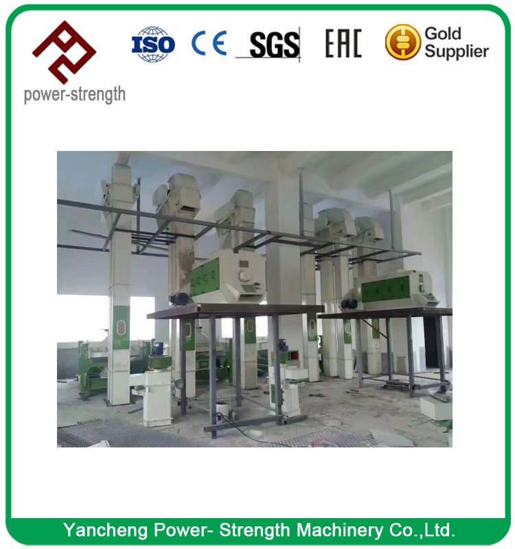 cat competitive price enviroment protect granulate making line