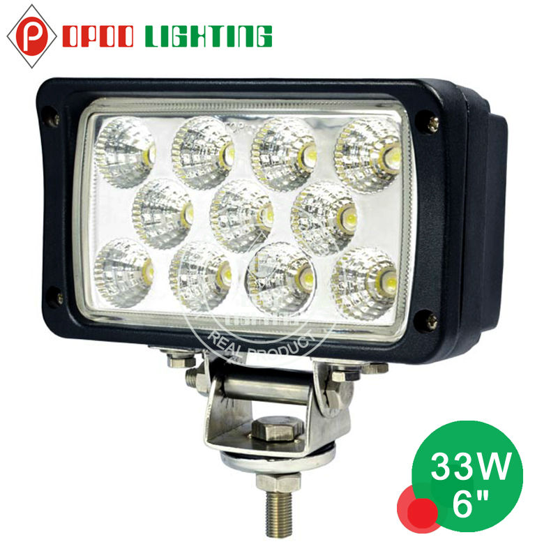 "33W 6.0"" Auto LED Truck Light for Man"