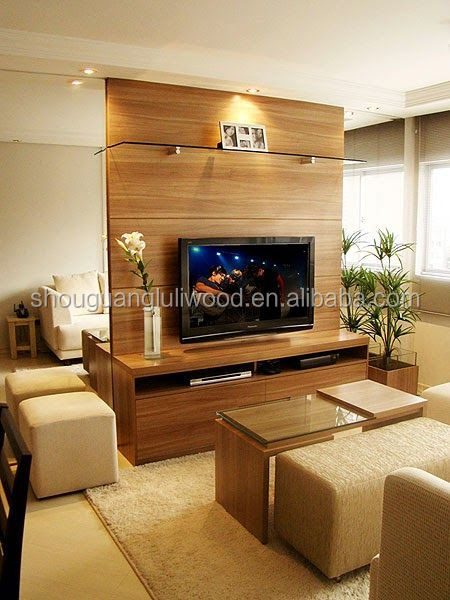 Luli Group High Quality of new model tv stand from China for European and American