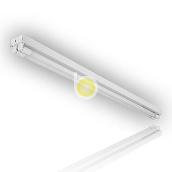 Batten T5 Product Reflector T5 Luz on Luz Tubo Aluminio Led Accesorio Fluorescente Led Buy Luz Luz Doble Lámpara Led Con De Fluorescente Batten QshCrBdtxo
