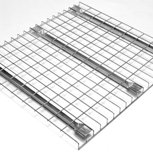 High quality storage wire mesh decks for racking system