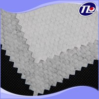 Baby Wipe Raw Materials Hydrophilic Spunlace Nonwoven Fabric