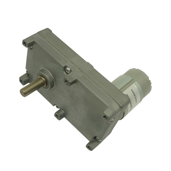 Gf555 12v 30 Rpm High Torque Electric Motor Dc Reductor 35rpm