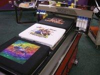 Fast T-Jet Pro Blazer garment printer