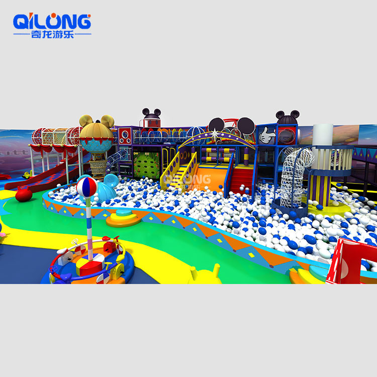 Wholesale China TUV CE Standard Customized Soft Indoor Soft Playground Equipment, Candy Indoor Playground