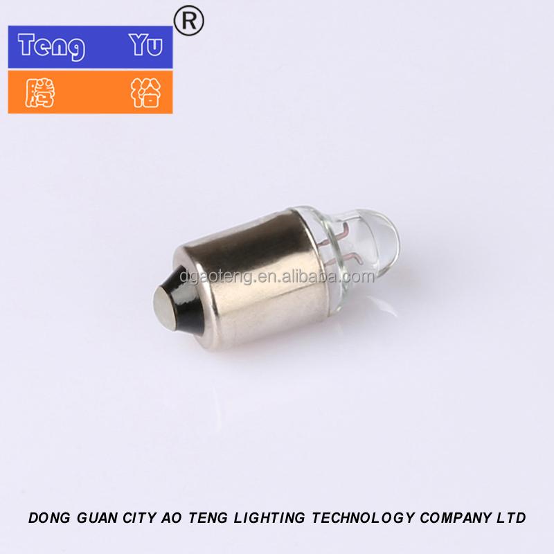 2* Torch Bulbs Lamps 2.5V 0.75W 300MA E10 Screw fitting