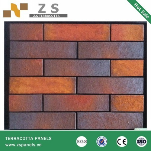 Terracotta Terra Cotta Split Tile Brick Tiles Bricks Architecture Glazed  Coating Porcelain Tile China Best Offering - Buy China Tile,Split Brick