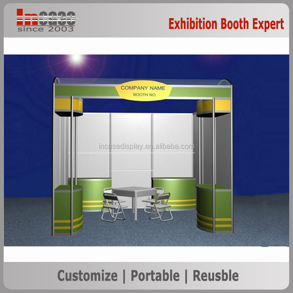 Exhibition Shell Quotes : M standar pameran berdiri shell skema booth
