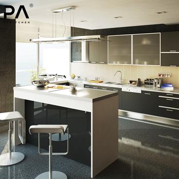 Plywood Design Kitchen Cabinet Color Combinations In Lagos Nigeria