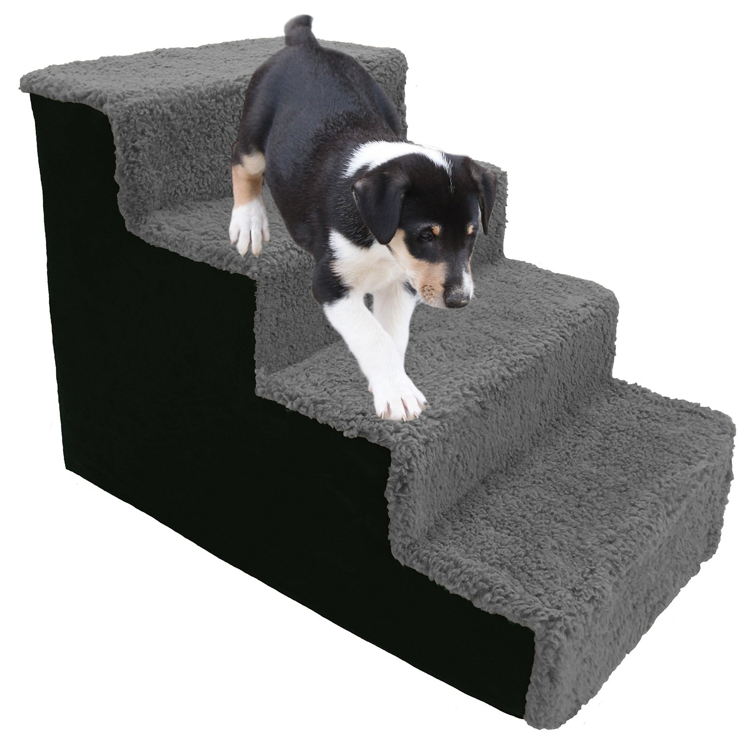 Etonnant Get Quotations · Homebase Dog Stairs For Couch 3 Steps, 4 Steps, Or 5 Dog  Steps For
