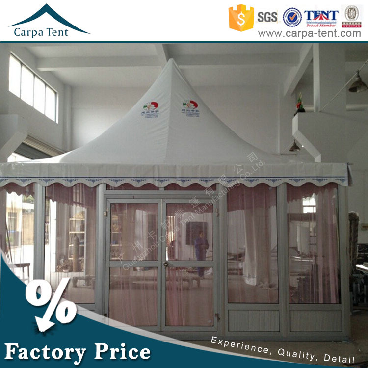 Guangzhou Supply 6x6 Canopy Tent Marquee Party Tent With Glass ...