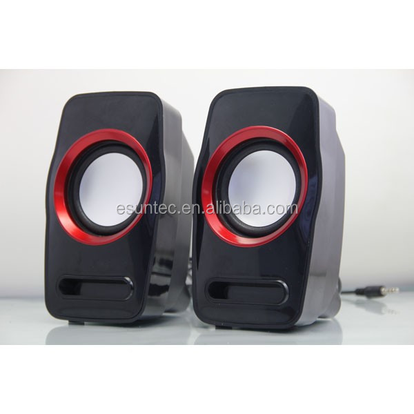 2.0 Latest model basic speaker ,ESUNTEC,ST-224