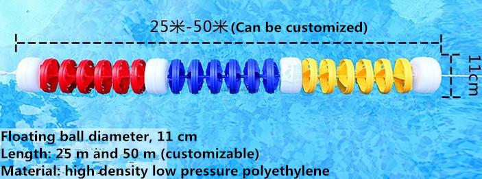 Swimming Pool Lane Rope Float Finishing Line Buy Pool