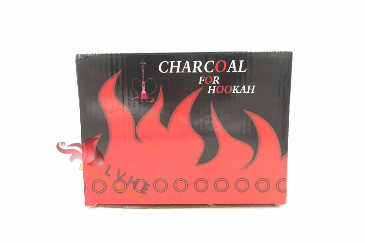 T002C Smoking Accessories Best Charcoal for Hookah, Hookah Shisha Charcoal