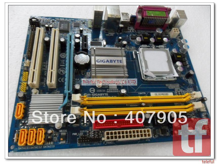 Gigabyte ga 945gcm s2l motherboard