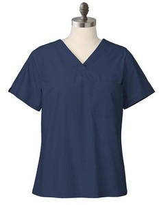 Solid Color Medical Scrub Top,Scrub Suit,Scrub Uniform