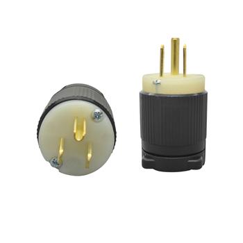 3 Pin Nema 5 15p Plug With Ul For Nema 5 15c Connector Buy