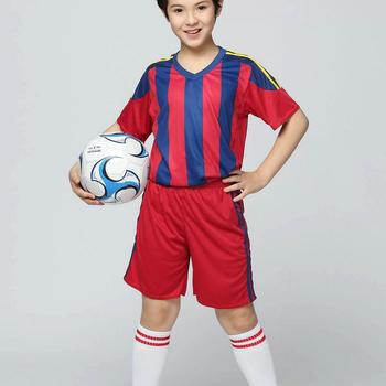 e394d7f8ef54 Детская Спортивная одежда на открытом воздухе, Молодежная футбольная форма,  Детская Футбольная форма Китай полиэстер