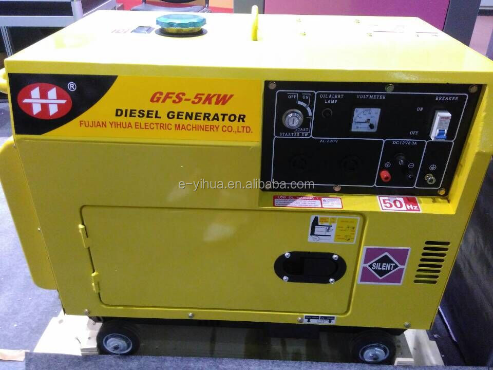 Home Use Silent Type Diesel Generator Home Use Silent Type Diesel Generator Suppliers And Manufacturers At Alibaba Com