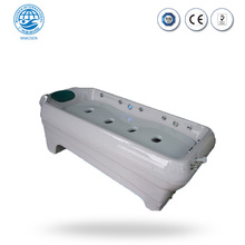 Relaxed and Comfortable Acrylic Sauna Salt Bath Bed