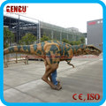 Amusement park handmade walking with dinosaur suit for sale