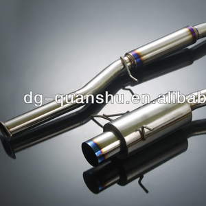 Sti Titanium Exhaust, Sti Titanium Exhaust Suppliers and
