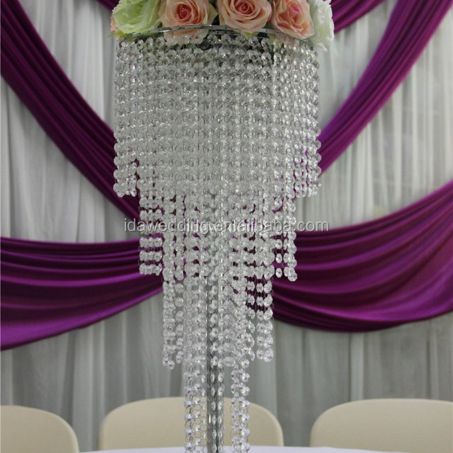 China crystal chandelier centerpieces wholesale alibaba glass sale crystal chandelier centerpiecesiron chandelierround table top chandelier centerpieces for weddings aloadofball Gallery