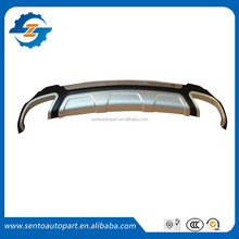 Auto Part ix45 car bumper protector ABS material santafe rear bumper