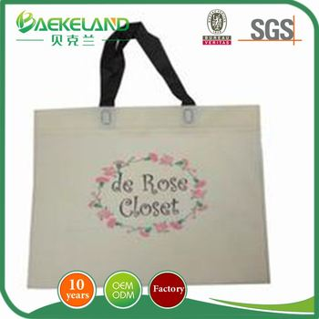 fe9f6859341c China good price non woven bag design template With Professional Technical
