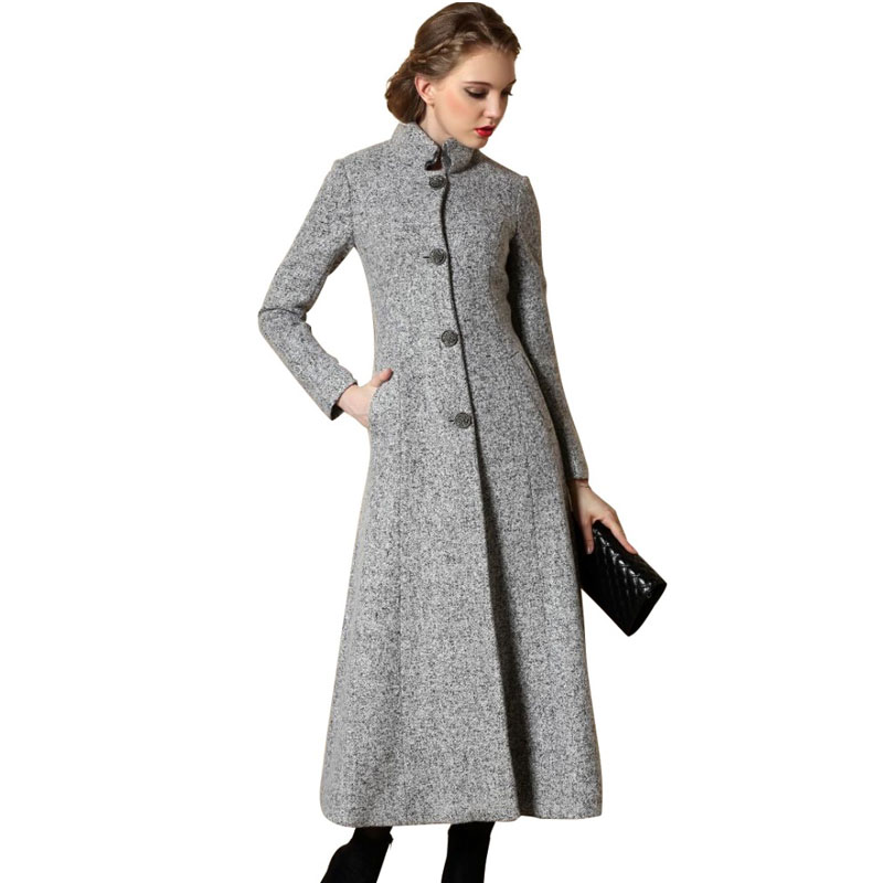 Long Coats Ladies Fashion Women S Coat 2017