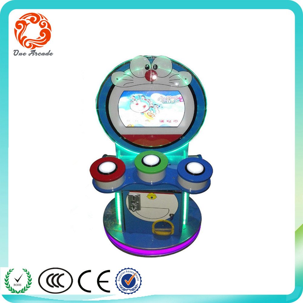 high income video kids quiz game machines sell by One-arcade