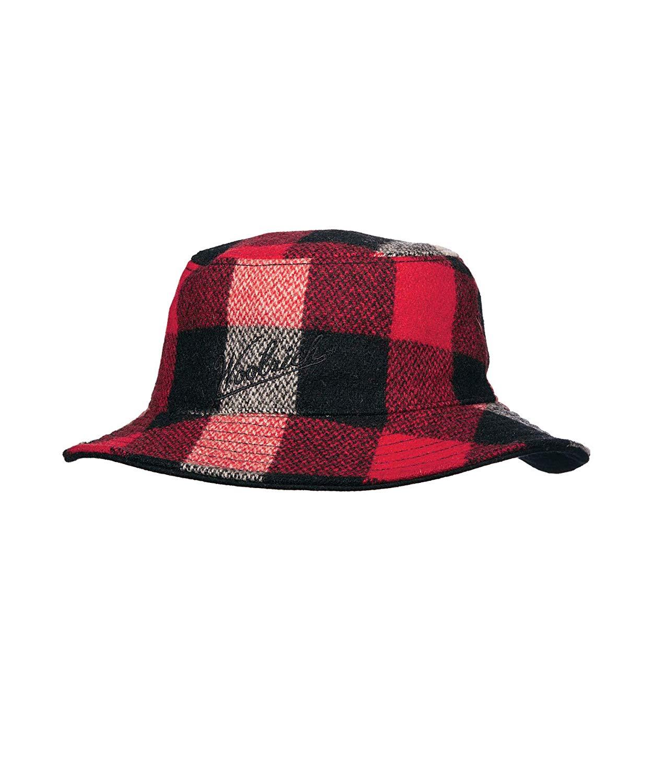 Woolrich Men s Wool Bucket Hat 7abe05f213e