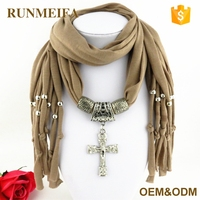 Latest Hot Selling Pendant Scarf Accessories Jewelry