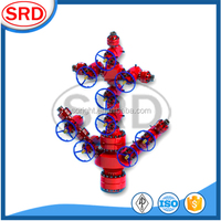 API 6A 15000psi Oil Wellhead Equipment christmas tree/X-Tree