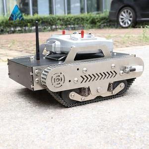 Tracked robot chassis undercarriage ugv robot platform uk