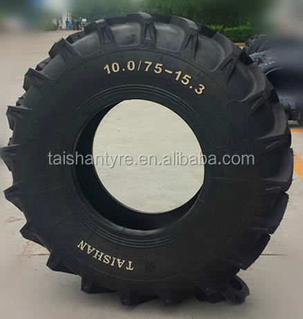 pneu tracteur usage